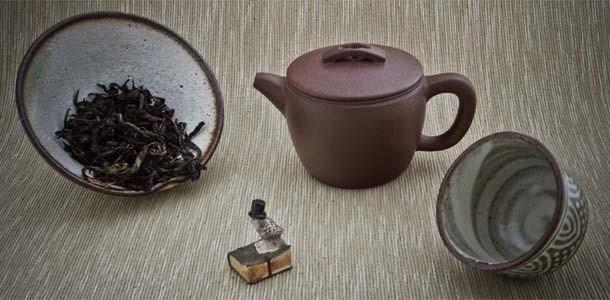 Прошлогодний китайский чай