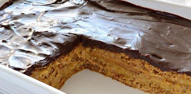 тыквенный--торт--с--шоколадной--глазурью