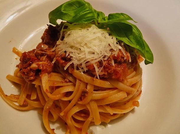 паста bolognese