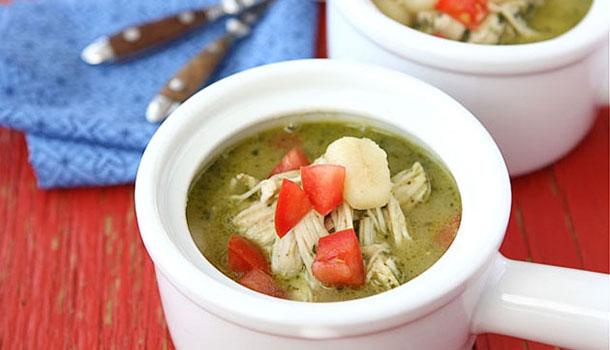 Итальянский-куриный-суп
