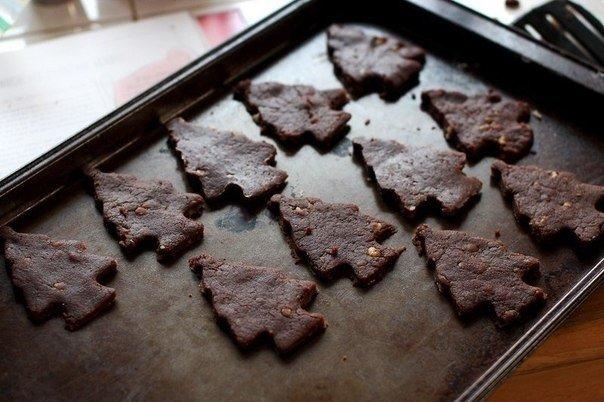 шоколадные елки5