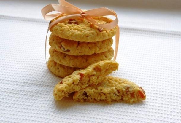 печенье-овсяное-с-изюмом
