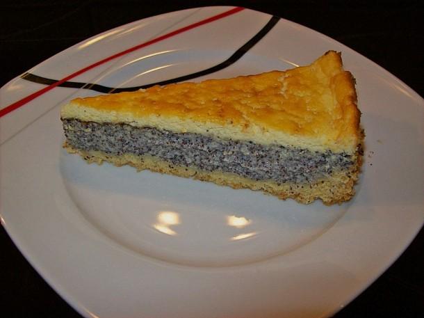 маковый-торт