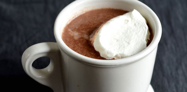 горячий-шоколад